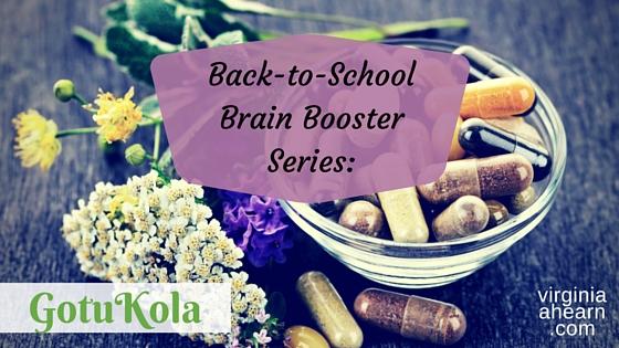 VA Back-to-School Gotu Kola