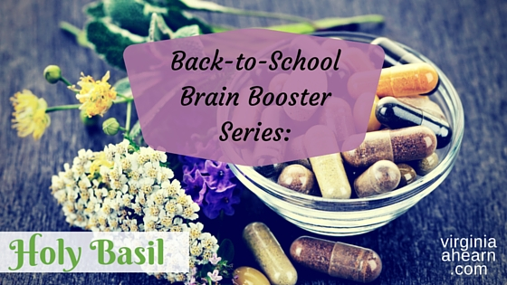 VA Back-to-School Holy Basil